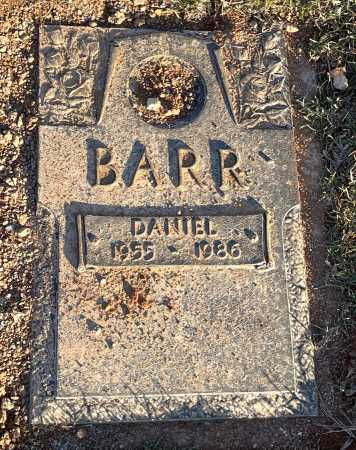 BARR, DANIEL - Saline County, Arkansas | DANIEL BARR - Arkansas Gravestone Photos