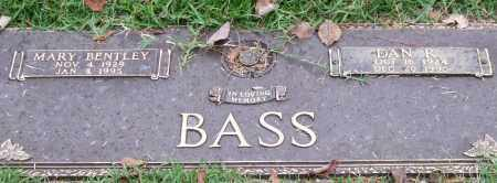 BASS, DAN R. - Saline County, Arkansas | DAN R. BASS - Arkansas Gravestone Photos