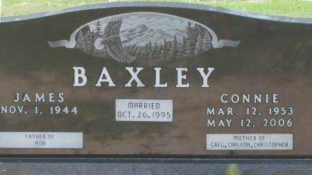 BAXLEY, CONNIE - Saline County, Arkansas | CONNIE BAXLEY - Arkansas Gravestone Photos