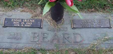 CAMP BEARD, ESSIE IRENE - Saline County, Arkansas | ESSIE IRENE CAMP BEARD - Arkansas Gravestone Photos