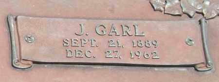 BEARD, JAMES GARL (CLOSEUP) - Saline County, Arkansas | JAMES GARL (CLOSEUP) BEARD - Arkansas Gravestone Photos