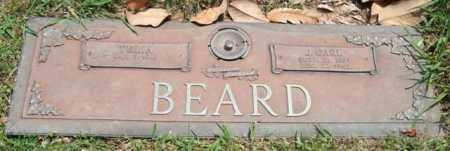 BEARD, TELIA - Saline County, Arkansas | TELIA BEARD - Arkansas Gravestone Photos