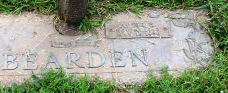 BEARDEN, ARTIE H. - Saline County, Arkansas | ARTIE H. BEARDEN - Arkansas Gravestone Photos