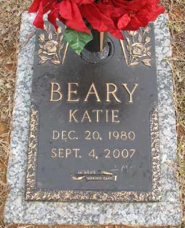 BEARY, KATIE - Saline County, Arkansas | KATIE BEARY - Arkansas Gravestone Photos