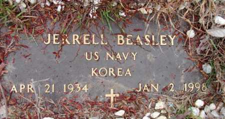 BEASLEY  (VETERAN KOR), JERRELL - Saline County, Arkansas | JERRELL BEASLEY  (VETERAN KOR) - Arkansas Gravestone Photos