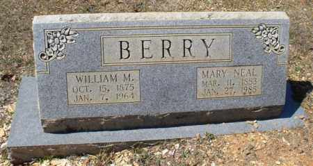 GENTRY BERRY, MARY NEAL - Saline County, Arkansas | MARY NEAL GENTRY BERRY - Arkansas Gravestone Photos