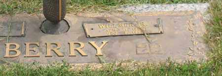 "BERRY, WILLMER R. ""WINK"" - Saline County, Arkansas 