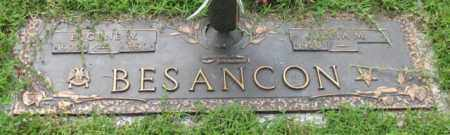 BESANCON, EUGENE W. - Saline County, Arkansas | EUGENE W. BESANCON - Arkansas Gravestone Photos