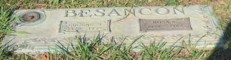 BESANCON, ROSA B. - Saline County, Arkansas | ROSA B. BESANCON - Arkansas Gravestone Photos
