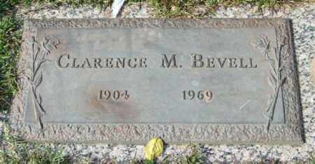 BEVELL, CLARENCE M. - Saline County, Arkansas | CLARENCE M. BEVELL - Arkansas Gravestone Photos