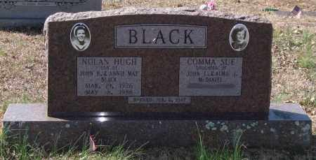 BLACK, NOLAN HUGH - Saline County, Arkansas | NOLAN HUGH BLACK - Arkansas Gravestone Photos