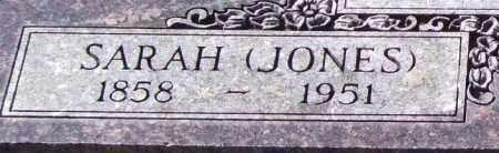 BOWEN, SARAH (CLOSEUP) - Saline County, Arkansas | SARAH (CLOSEUP) BOWEN - Arkansas Gravestone Photos