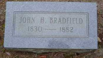 BRADFIELD, JOHN HENINGER - Saline County, Arkansas | JOHN HENINGER BRADFIELD - Arkansas Gravestone Photos