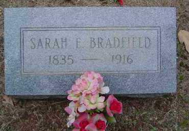 BENNETT BRADFIELD, SARAH E. - Saline County, Arkansas | SARAH E. BENNETT BRADFIELD - Arkansas Gravestone Photos