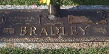 BRADLEY, BRANTLEY D. - Saline County, Arkansas | BRANTLEY D. BRADLEY - Arkansas Gravestone Photos