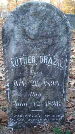 BRAZIL, AUTHER - Saline County, Arkansas | AUTHER BRAZIL - Arkansas Gravestone Photos