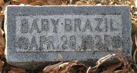 BRAZIL, BABY - Saline County, Arkansas | BABY BRAZIL - Arkansas Gravestone Photos