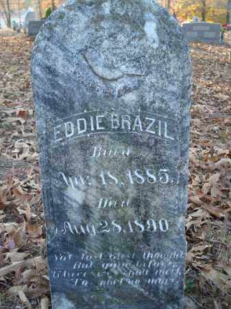 BRAZIL, EDDIE - Saline County, Arkansas | EDDIE BRAZIL - Arkansas Gravestone Photos