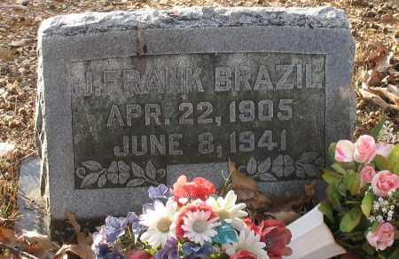 BRAZIL, JOHN FRANKLIN - Saline County, Arkansas | JOHN FRANKLIN BRAZIL - Arkansas Gravestone Photos