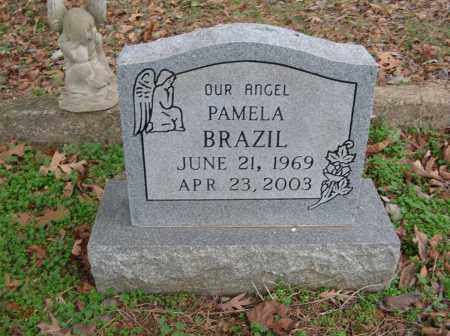 BRAZIL, PAMELA - Saline County, Arkansas | PAMELA BRAZIL - Arkansas Gravestone Photos