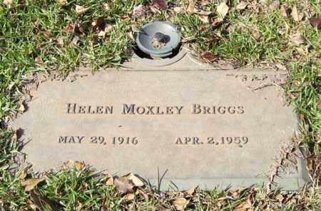 BRIGGS, HELEN - Saline County, Arkansas | HELEN BRIGGS - Arkansas Gravestone Photos
