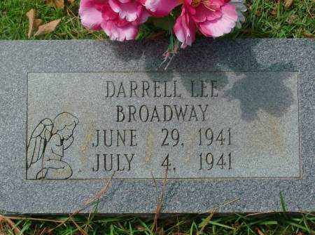 BROADWAY, DARRELL - Saline County, Arkansas | DARRELL BROADWAY - Arkansas Gravestone Photos