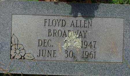 BROADWAY, FLOYD - Saline County, Arkansas | FLOYD BROADWAY - Arkansas Gravestone Photos