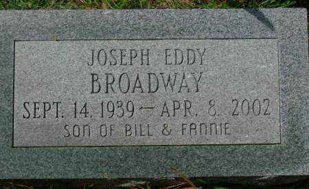 BROADWAY, JOSEPH - Saline County, Arkansas | JOSEPH BROADWAY - Arkansas Gravestone Photos