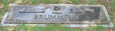 BRUMMETT, CHARLES HENRY - Saline County, Arkansas | CHARLES HENRY BRUMMETT - Arkansas Gravestone Photos