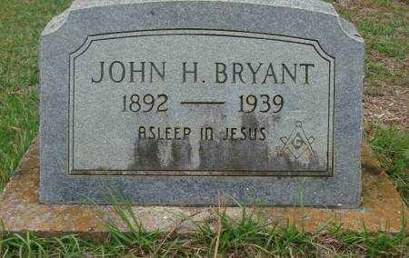 BRYANT, JOHN - Saline County, Arkansas | JOHN BRYANT - Arkansas Gravestone Photos