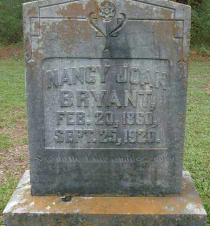 BRYANT, NANCY JOAN - Saline County, Arkansas | NANCY JOAN BRYANT - Arkansas Gravestone Photos