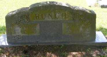 BUNCH, ELIZABETH - Saline County, Arkansas | ELIZABETH BUNCH - Arkansas Gravestone Photos