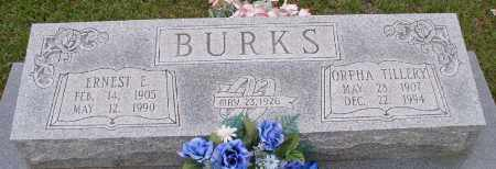BURKS, ORPHA O - Saline County, Arkansas | ORPHA O BURKS - Arkansas Gravestone Photos