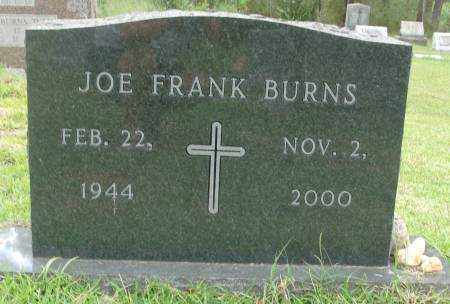 BURNS, JOE - Saline County, Arkansas | JOE BURNS - Arkansas Gravestone Photos