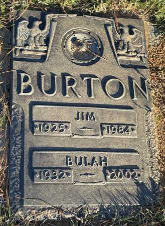 BURTON, JIM - Saline County, Arkansas | JIM BURTON - Arkansas Gravestone Photos