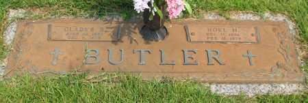 BUTLER, NOEL H. - Saline County, Arkansas | NOEL H. BUTLER - Arkansas Gravestone Photos
