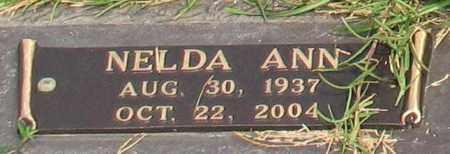LYBRAND BUTLER, NELDA ANN (CLOSEUP) - Saline County, Arkansas | NELDA ANN (CLOSEUP) LYBRAND BUTLER - Arkansas Gravestone Photos
