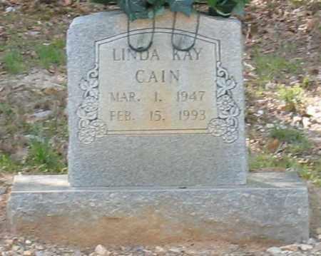 CAIN, LINDA KAY - Saline County, Arkansas | LINDA KAY CAIN - Arkansas Gravestone Photos