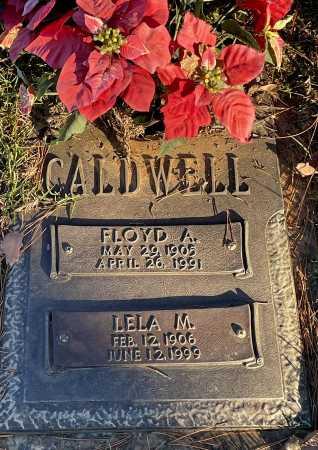 CALDWELL, FLOYD A. - Saline County, Arkansas | FLOYD A. CALDWELL - Arkansas Gravestone Photos