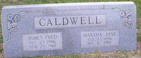 CALDWELL, JAMES FRED - Saline County, Arkansas | JAMES FRED CALDWELL - Arkansas Gravestone Photos