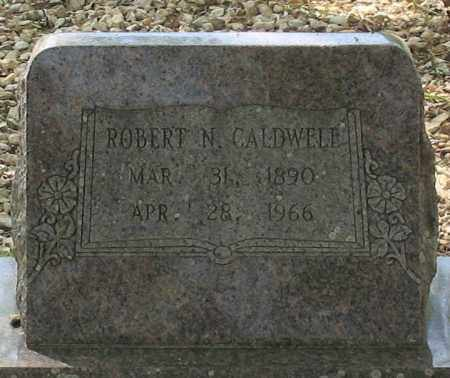 CALDWELL, ROBERT NEWTON - Saline County, Arkansas | ROBERT NEWTON CALDWELL - Arkansas Gravestone Photos