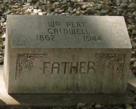 CALDWELL, WILLIAM PERT - Saline County, Arkansas | WILLIAM PERT CALDWELL - Arkansas Gravestone Photos