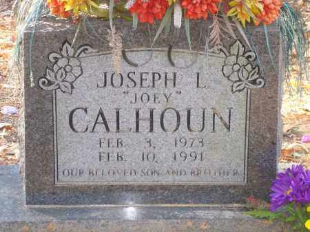 "CALHOUN, JOSEPH L ""JOEY"" - Saline County, Arkansas 