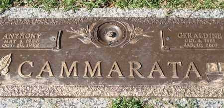 CAMMARATA, ANTHONY - Saline County, Arkansas | ANTHONY CAMMARATA - Arkansas Gravestone Photos