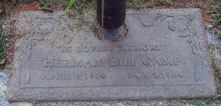 CAMP, HERMAN BILL - Saline County, Arkansas | HERMAN BILL CAMP - Arkansas Gravestone Photos