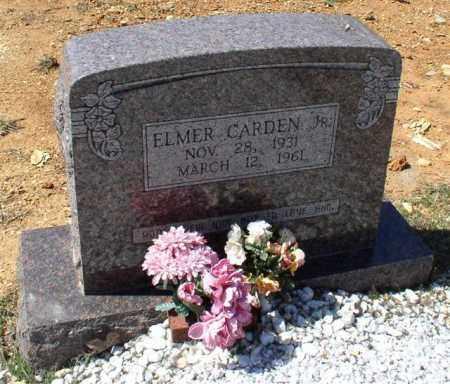 CARDEN, JR., ELMER - Saline County, Arkansas | ELMER CARDEN, JR. - Arkansas Gravestone Photos