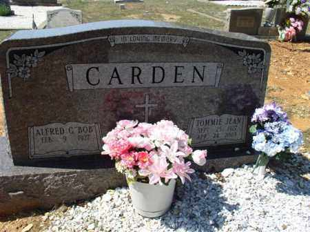 WATSON CARDEN, TOMMIE JEAN - Saline County, Arkansas | TOMMIE JEAN WATSON CARDEN - Arkansas Gravestone Photos
