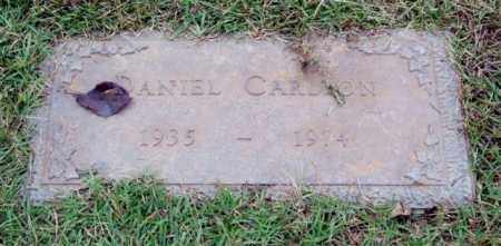CARLTON, DANIEL - Saline County, Arkansas | DANIEL CARLTON - Arkansas Gravestone Photos