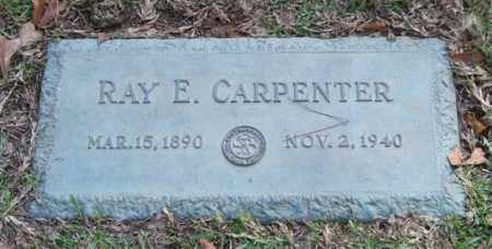 CARPENTER, RAY E. - Saline County, Arkansas | RAY E. CARPENTER - Arkansas Gravestone Photos