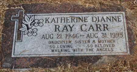RAY CARR, KATHERINE DIANNE - Saline County, Arkansas | KATHERINE DIANNE RAY CARR - Arkansas Gravestone Photos